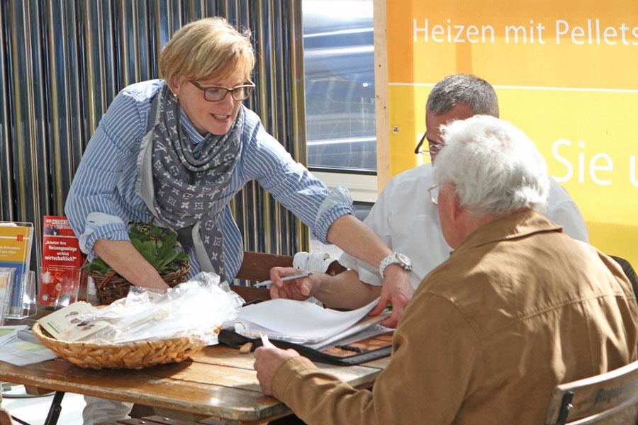 Thomas Glaser - Handwerkermesse Kornwestheim