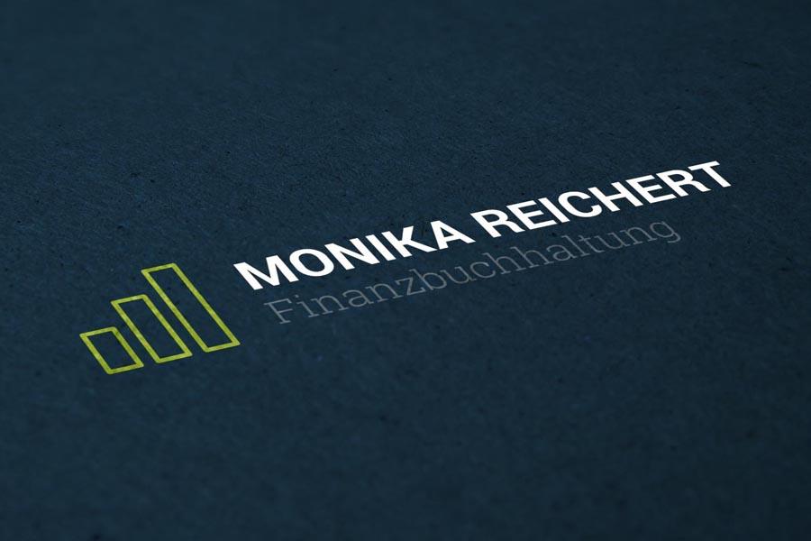 Monika Reichert Finanzbuchhaltung Logo