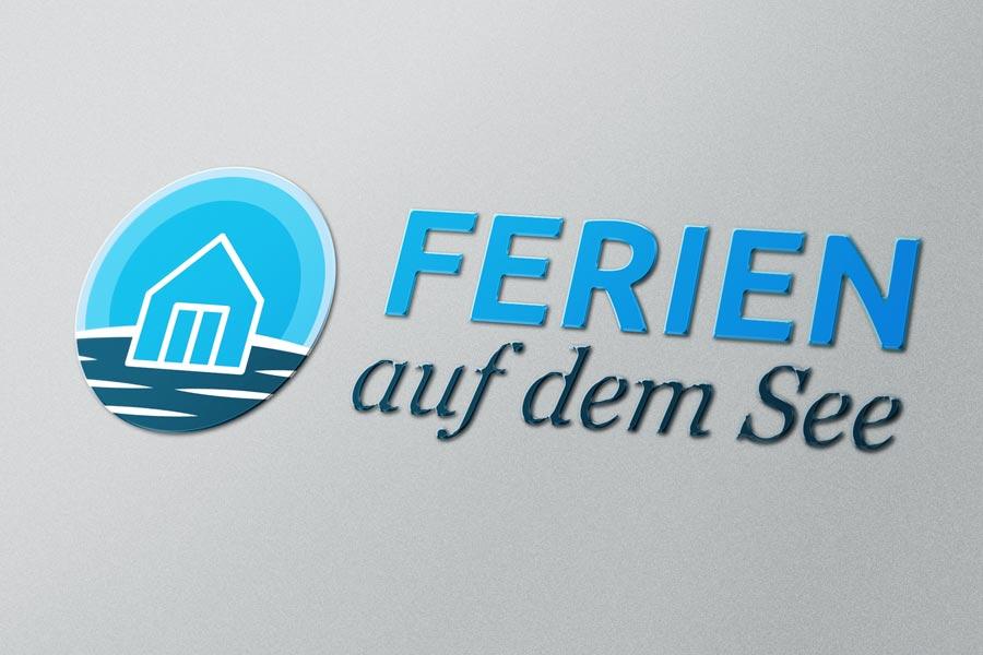 Ferien auf dem See | Logo